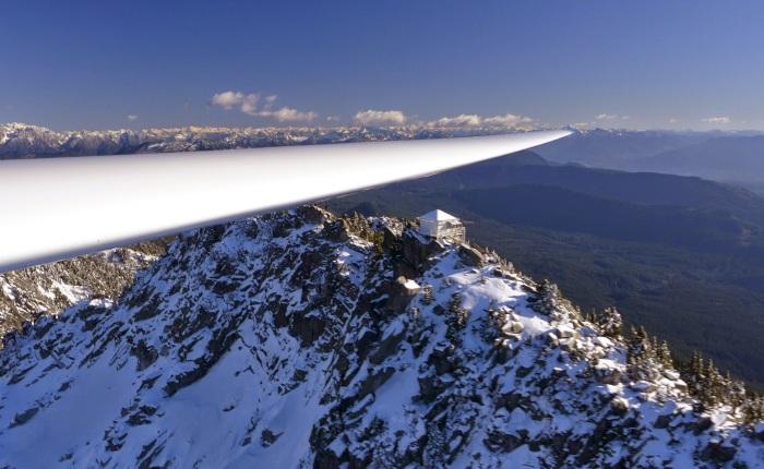 Mt Pilchuck Lee-side ThermalChallenge